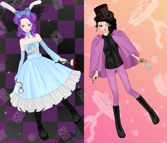 Rinmaru Games - Wonderland Avatar Creator