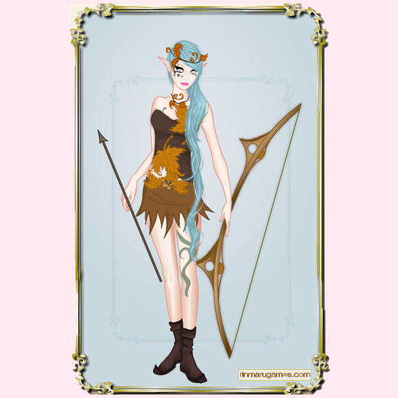Rinmaru Games - Wood Elf Dress Up