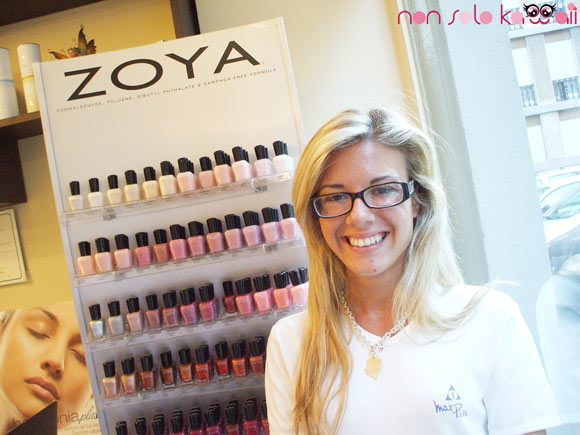 Francesca Manara @Zoya Point Estetica Glamour,