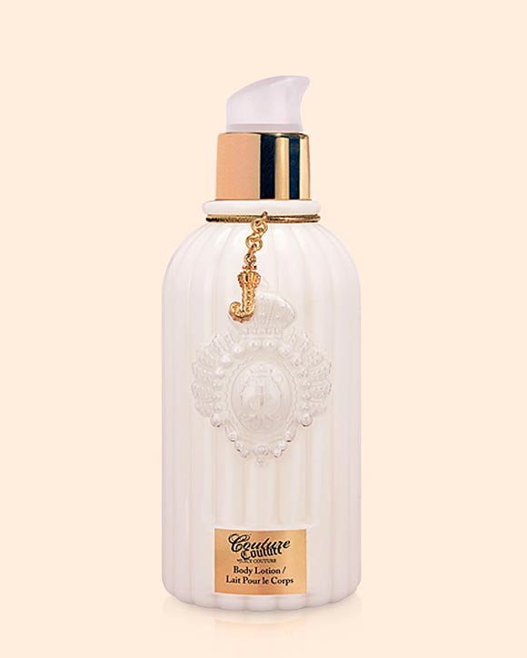 Juicy Couture Couture Couture Fragrance, kawaii packaging body lotion