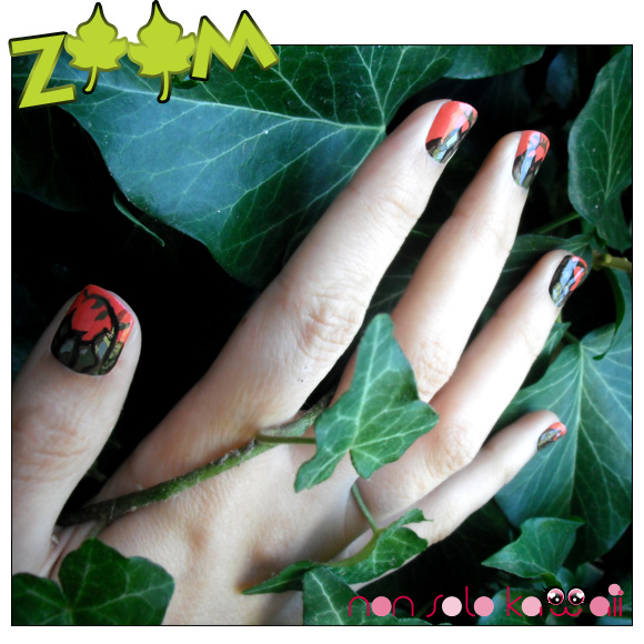 non solo Kawaii - Touring America, OPI, Don't Touch My Nails