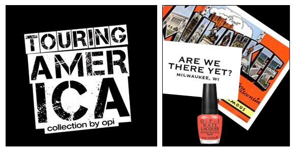 OPI, Touring America, Are We There Yet?