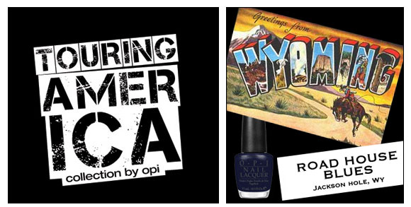 OPI, Touring America, Road House Blues