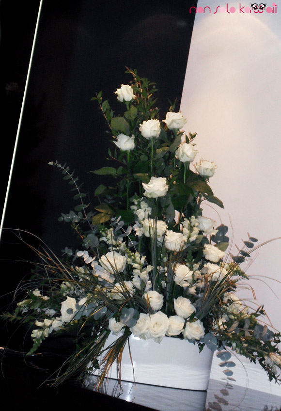 White Roses / Rose Bianche Givenchy Event
