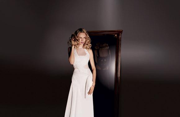 Uma Thurman for Ange ou Demon Le Secret elixir by Givenchy