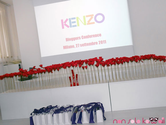 Flower TAG by Kenzo