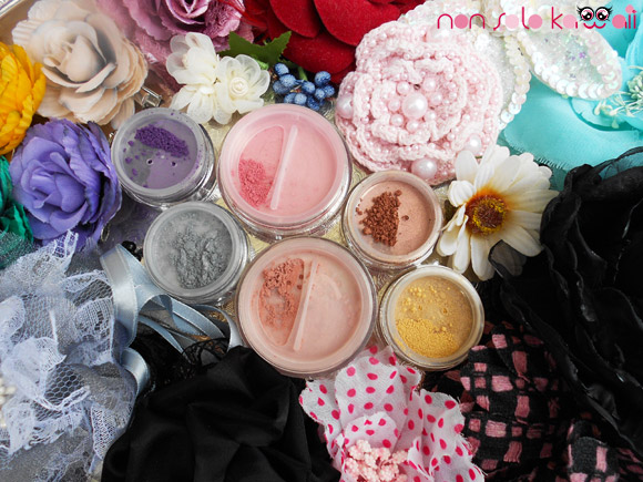 Flower Power by Neve Cosmetics by non solo Kawaii