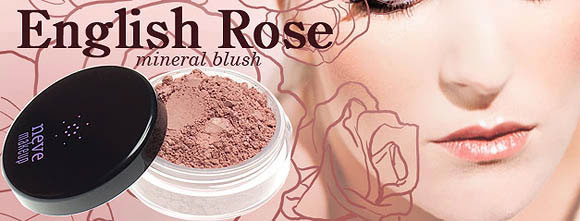 Neve Cosmetics - Flower Power, English Rose