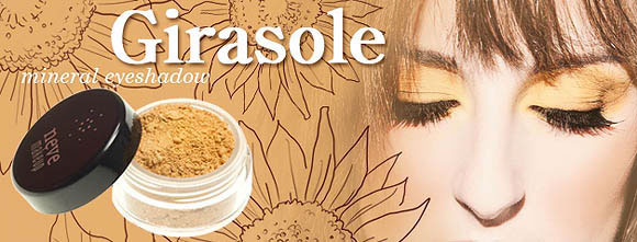 Neve Cosmetics - Flower Power, Girasole