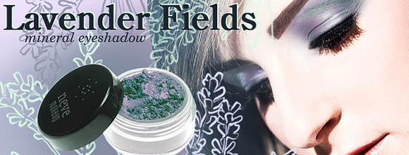 Neve Cosmetics - Flower Power, Lavender Fields