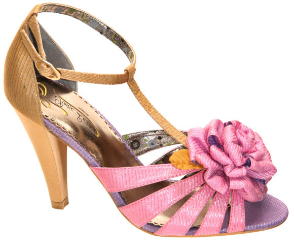 Poetic Licence - Exclusive Delight Sandals, Pink, sandali con rosa