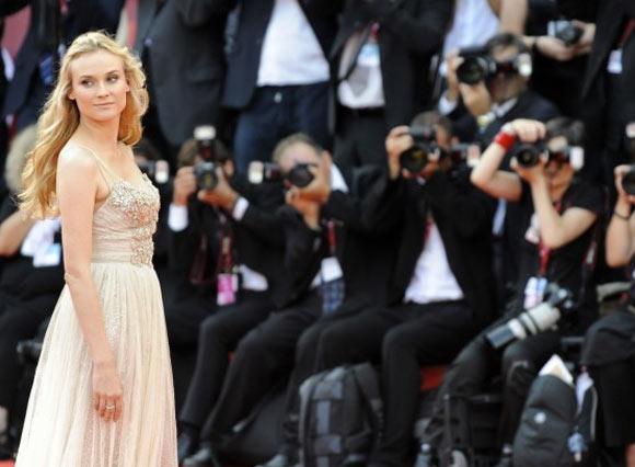 Diane Kruger alla 68° Mostra Internazionale d'Arte Cinematografica di Venezia