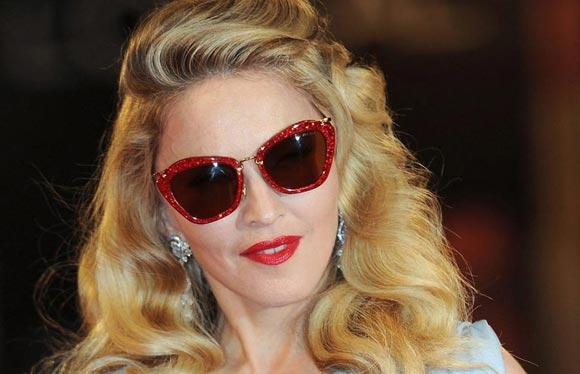 Madonna alla 68° Mostra Internazionale d'Arte Cinematografica di Venezia