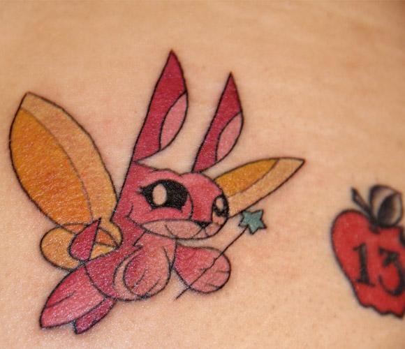 Joe Ledbetter Tattoo - Quick & Painful Exhibition - Photo courtesy of Hope Gallery Tattoo