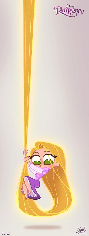 David Gilson - Rapunzel