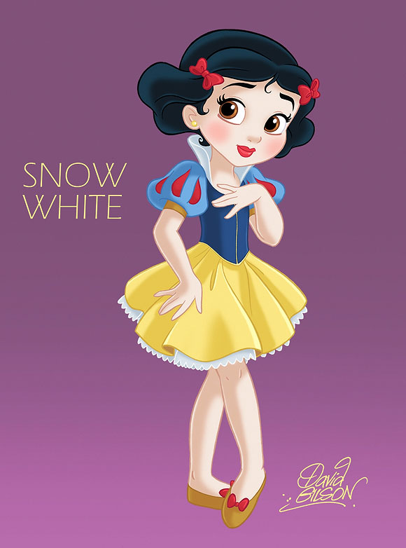 David Gilson - Snow White / Biancaneve
