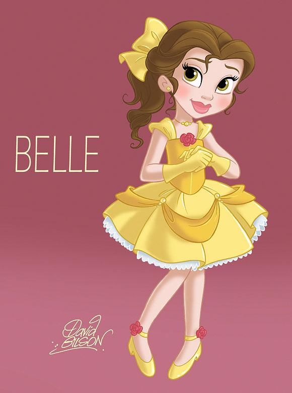 David Gilson - Belle