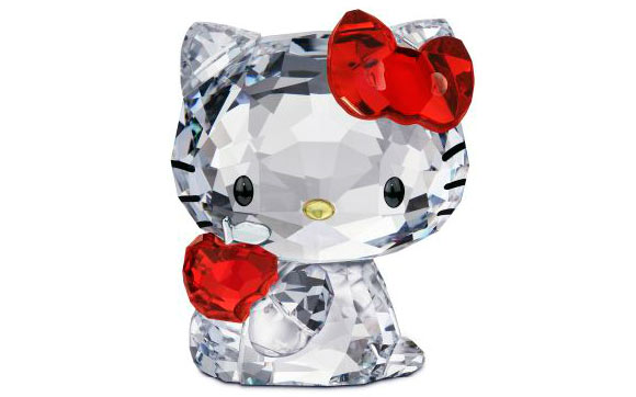 fall winter 2011 2012 collection Swarovski - Hello Kitty