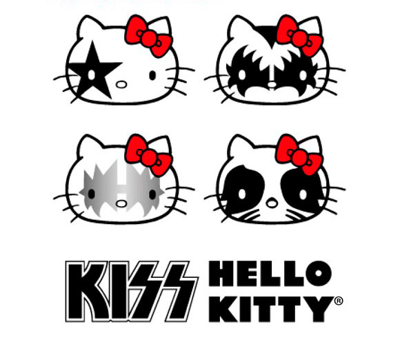 Kiss Hello Kitty