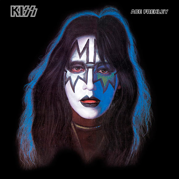 Kiss, Ace Frehley, The Spaceman