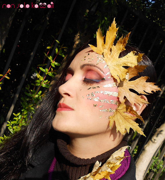 Autumn Spirit by non solo Kawaii, Make-up in London by Neve Cosmetics