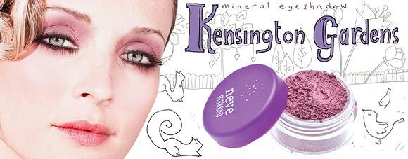 Neve Cosmetics - In London, Kensington Gardens