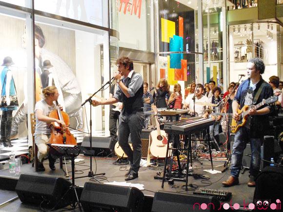 All about Kane al Sisley Event Indipendent People, inaugurazione del negozio a Milano