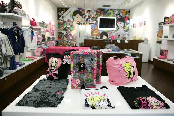 Tokidoki x Barbie Collection, tee t-shirt e magliette
