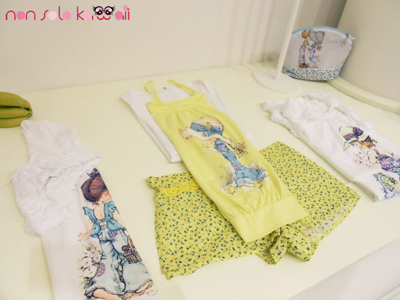 non solo Kawaii - Undercolors Benetton Spring/Summer 2012 Preview - Primavera/Estate 2012 Anteprima - Sarah Kay