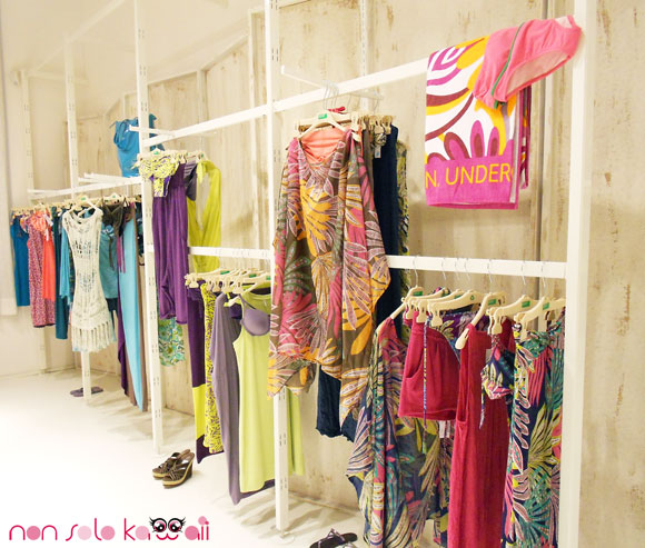 non solo Kawaii - Undercolors Benetton Spring/Summer 2012 Preview - Primavera/Estate 2012 Anteprima