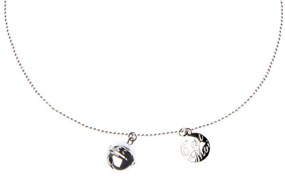 Chic Kawaii Look: New Romantic, Be Chic - Campanellino Necklace, collana romantico