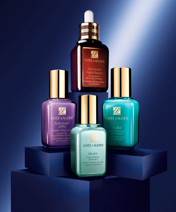 Estée Lauder Serum Collection: Idealist Even Skintone Illuminator, Adveanced Night Repair