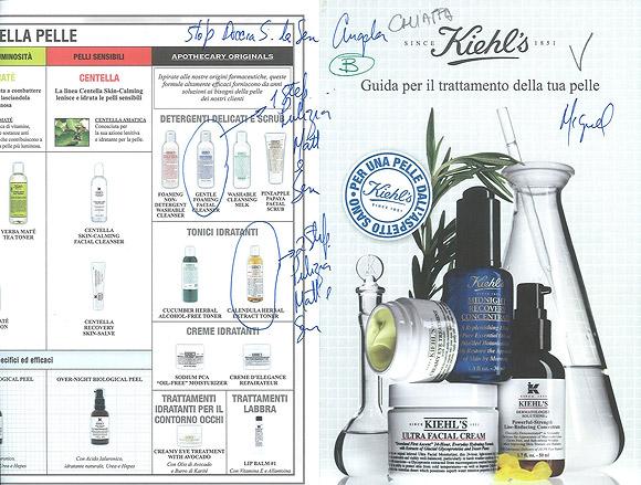 non solo Kawaii - Kiehl's, corso Vercelli 31 Milano