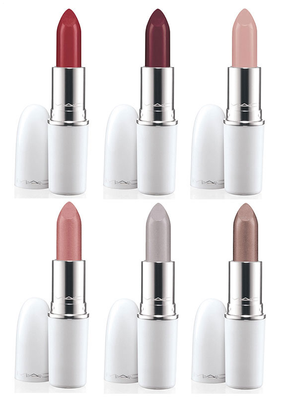 M·A·C Glitter and Ice Collection for Holiday 2011 / Holiday Colour Collection, Lipstick, Rossetto