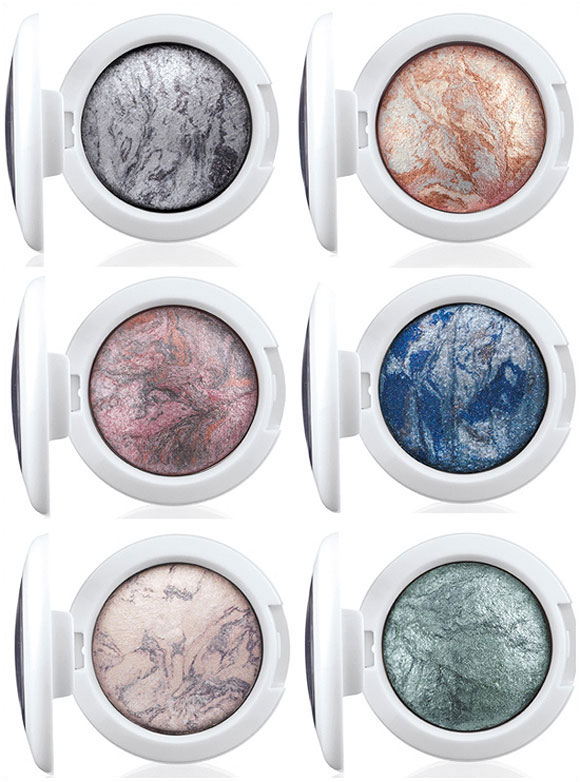 M·A·C Glitter and Ice Collection for Holiday 2011 / Holiday Colour Collection, Mineralize Eyeshadow, Ombretto Minerale