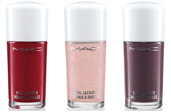 M·A·C Glitter and Ice Collection for Holiday 2011 / Holiday Colour Collection, Smalto, Nail Lacquer