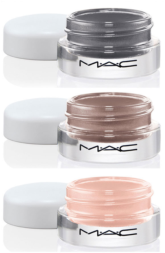 M·A·C Glitter and Ice Collection for Holiday 2011 / Holiday Colour Collection, Paint Pot, Base Ombretto
