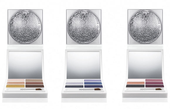 M·A·C Glitter and Ice Collection for Holiday 2011 / Ice Parade Snow Globe Eyeshadows