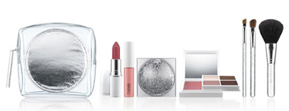M·A·C Glitter and Ice Collection for Holiday 2011 / Fabulously Festive Face Kit, Wintercool