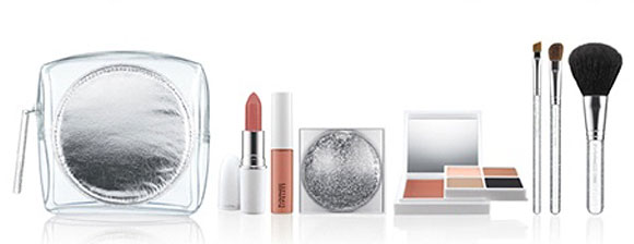 M·A·C Glitter and Ice Collection for Holiday 2011 / Fabulously Festive Face Kit, Warm
