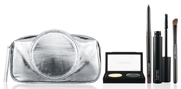 M·A·C Glitter and Ice Collection for Holiday 2011 / Iced Delights Eye Bag, Gold