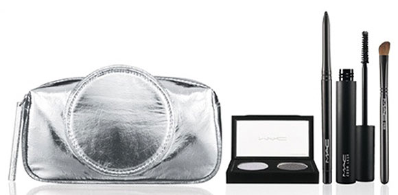 M·A·C Glitter and Ice Collection for Holiday 2011 / Iced Delights Eye Bag, Silver