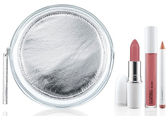 M·A·C Glitter and Ice Collection for Holiday 2011 / Iced Delights Lip Bag, Sultry