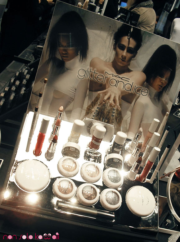 M·A·C Glitter and Ice Collection for Holiday 2011
