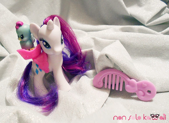 My Little Pony Rarity unicorn
