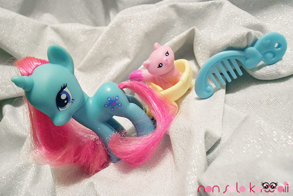 My Little Pony Snowcatcher unicorn
