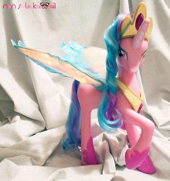 non solo Kawaii, Revlon Just Bitten Stain and my little pony, tinta labbra Revlon e miniponi, Princess Celestia