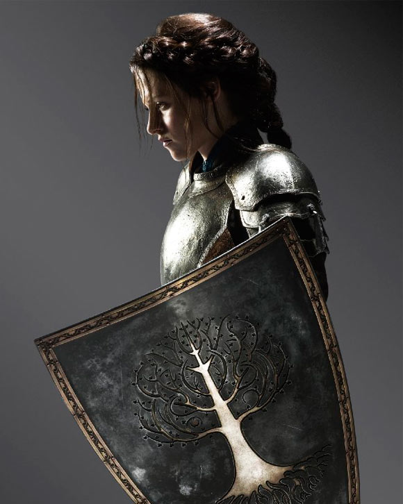 Snow White and the Huntsman - Kristen Stewart la biancaneve guerriera