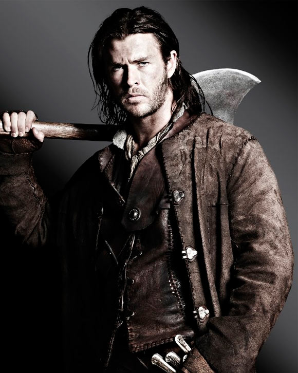 Snow White and the Huntsman - Chris Hemsworth è il cacciatore Thor