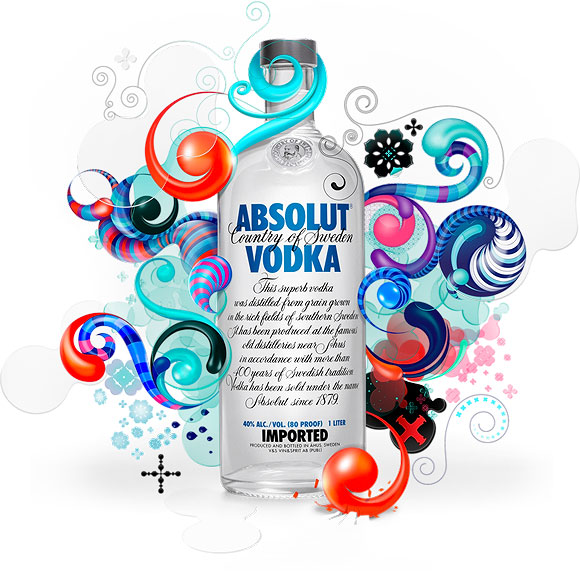 It all starts with an Absolut Blank, Adhemas Batista